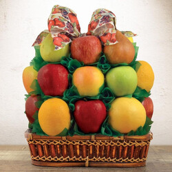 All Fruit Extravaganza Basket-KP from Brennan's Secaucus Meadowlands Florist