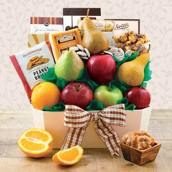 The Orchard Fruit Basket from Brennan's Secaucus Meadowlands Florist
