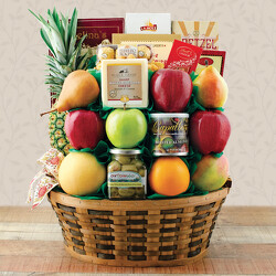 The CEO Fruit Basket from Brennan's Secaucus Meadowlands Florist
