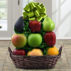 All Fruit Basket-KP from Brennan's Secaucus Meadowlands Florist