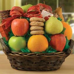 Fairfax Fruit Basket from Brennan's Secaucus Meadowlands Florist