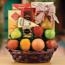 Dolce Vita Fruit Basket from Brennan's Secaucus Meadowlands Florist