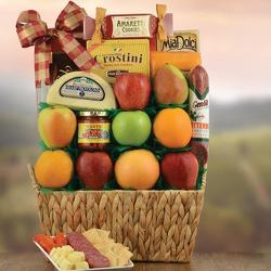 Firenze Fruit Basket from Brennan's Secaucus Meadowlands Florist