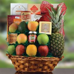 CEO Fruit FruitBasket from Brennan's Secaucus Meadowlands Florist
