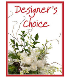 Designers Choice - Winter from Brennan's Secaucus Meadowlands Florist