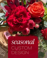 Seasonal Custom Design from Brennan's Secaucus Meadowlands Florist
