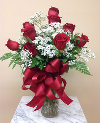 Select Dozen Roses from Brennan's Secaucus Meadowlands Florist