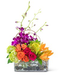Vibrant Escape from Brennan's Secaucus Meadowlands Florist