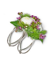 Intrinsic Corsage from Brennan's Secaucus Meadowlands Florist