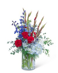 Home of the Brave from Brennan's Secaucus Meadowlands Florist