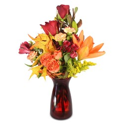 Fall Blessings from Brennan's Secaucus Meadowlands Florist