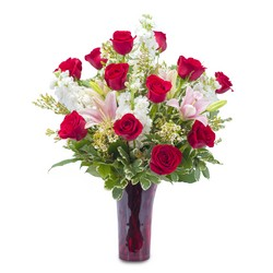 Tender Passion from Brennan's Secaucus Meadowlands Florist