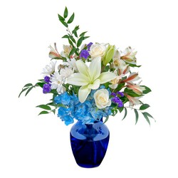 Blue Island from Brennan's Secaucus Meadowlands Florist