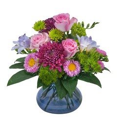 Sincere Happiness from Brennan's Secaucus Meadowlands Florist