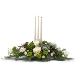 Winter Elegance from Brennan's Secaucus Meadowlands Florist