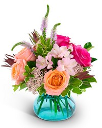 Yours to Keep from Brennan's Secaucus Meadowlands Florist