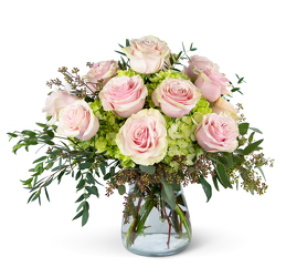 Dreamy Roses from Brennan's Secaucus Meadowlands Florist