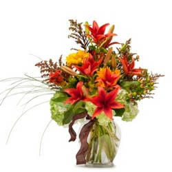 Fields of Autumn from Brennan's Secaucus Meadowlands Florist