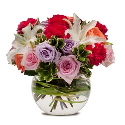 Potpourri of Roses from Brennan's Secaucus Meadowlands Florist
