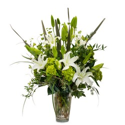 Naturally Elegant from Brennan's Secaucus Meadowlands Florist
