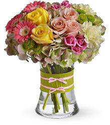 Fashionista Blooms from Brennan's Secaucus Meadowlands Florist