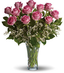 Make Me Blush from Brennan's Secaucus Meadowlands Florist