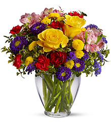 Brighten Your Day from Brennan's Secaucus Meadowlands Florist